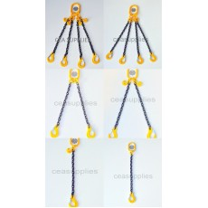 EWL LENGTH 3 Meter Clevis Sling Hook with Safety Latch